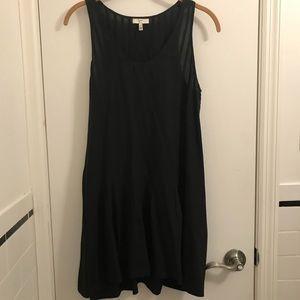 👗Like New Joie black Silk Mini Dress